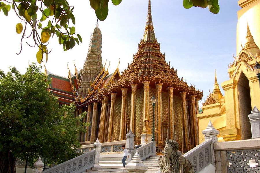 Wat Pho kolostor